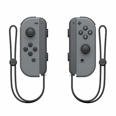 $36 • Buy Nintendo Switch Joy-Con Controllers - Gray (HACAJAAAA)