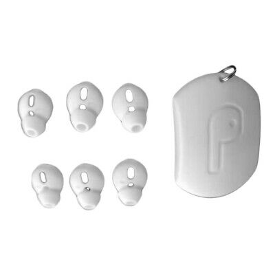 $ CDN4.41 • Buy 6pcs Hooks Earpod Ear Sports Hook Cover Silicone Earbud+ Case For Airpods White