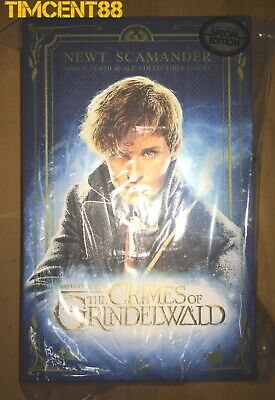 $ CDN420.52 • Buy Ready Hot Toys MMS512 Fantastic Beasts Newt Scamander Special Edition 1/6 New