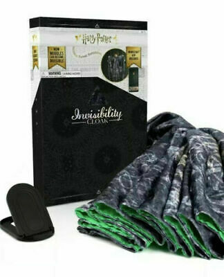 $25 • Buy Harry Potter Invisibility Cloak With Exclusive Gift Box Package NEW!! FAST SHIP.