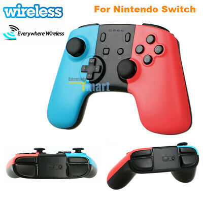 $26.19 • Buy Pro Game Controller For Nintendo Switch Wireless Gamepad Joypad Console Online