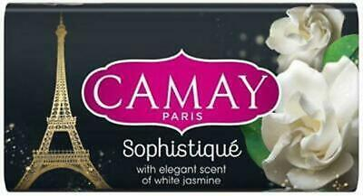 £10.97 • Buy Camay Paris Sophistique Beauty Soap 120g Softly Scented Natural Moisturizer