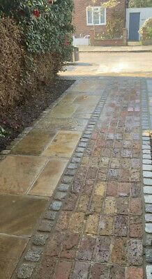 Reclaimed York Stone Paving Slabs /flags  From£50To£65sqyd(thestonedealerdirect) • 50£