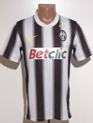 £49.99 • Buy Juventus Italy 2011/2012 Home Football Shirt Jersey Nike Size S Adult