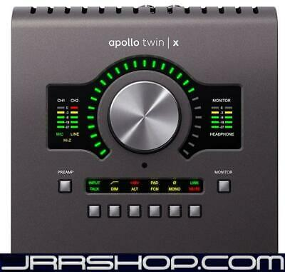 AU1786.15 • Buy Universal Audio Apollo Twin X Quad New JRR Shop