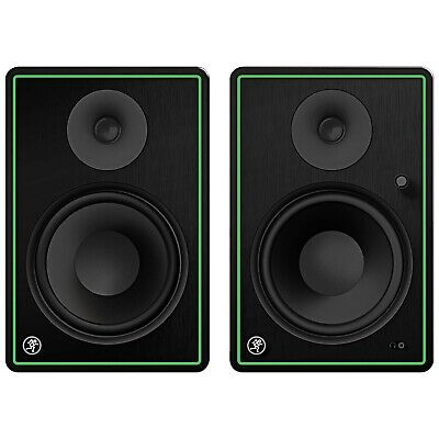 $349.99 • Buy Mackie CR8-XBT 8  Active Powered Studio Monitor Speakers With Bluetooth Pair