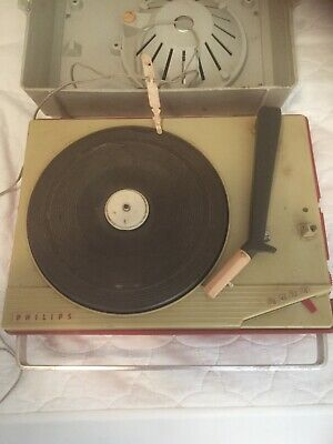 AU40.50 • Buy Vintage Portable Record Player