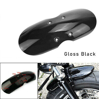 Motorcycle Front Fender Metal Mudguard Fit For Triumph Bonneville T100 UK • 15.99£