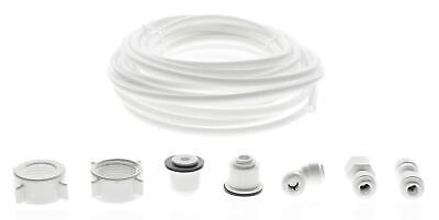 £9.99 • Buy American Double Fridge Water Supply Pipe Tube Filter Connector Kit For Haier