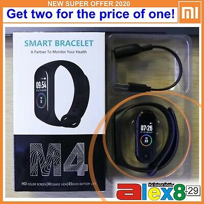 $23.50 • Buy Global Version Xiaomi Mi Band 4/smart Watch/waterproof/heart Rate/fitness/androi