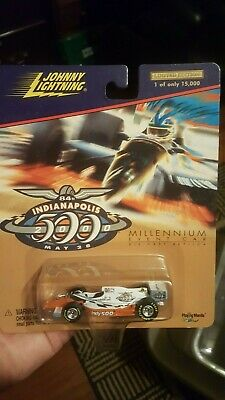 $4 • Buy Johnny Lightning 2000 INDY 500 Pace Car INDIANAPOLIS MILLENNIUM LIMITED EDITION