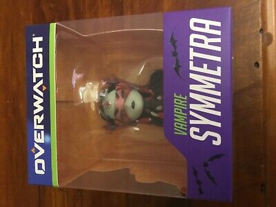 AU0.99 • Buy Overwatch Halloween Terror Vampire Symmetra Figurine Brand New In Box Gaming
