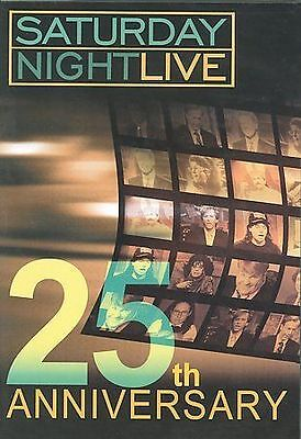 $3 • Buy Saturday Night Live - 25 Years Of Laughs (DVD, 2004)