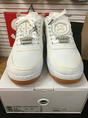 $799.99 • Buy Travis Scott Nike Air Force 1 Low Jordan Vi G-dragon Lot 100% AUTHENTIC Size 11