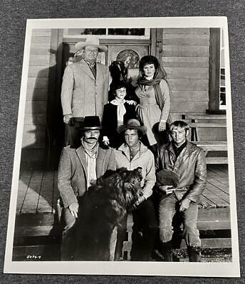 $9.99 • Buy 1971 John Wayne Big Jake Maureen O'Hara Cast Original Movie Still Photo A112