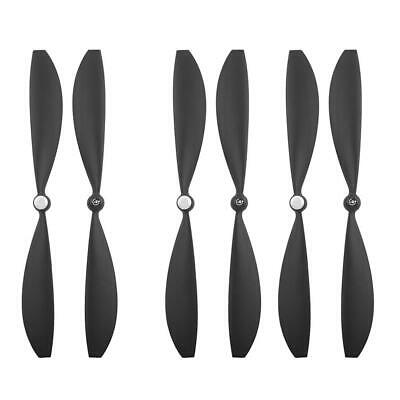 AU16.81 • Buy 8PCS Black Drone Propellers Blades Wings Accessories Parts For GoPro Karma Drone