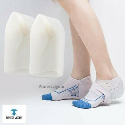 Invisible Height Increase Shoe Insoles Heel Spur Pads Foot Care Unisex UK SELLER • 8.99£