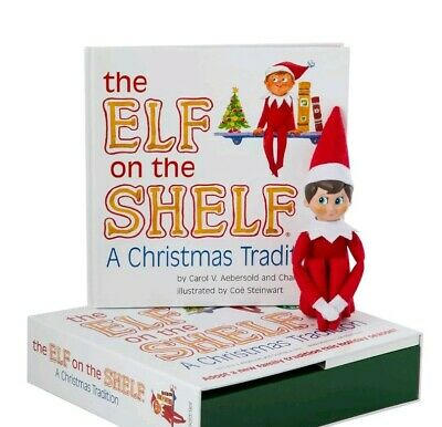 AU43.92 • Buy The Elf On The Shelf: A Christmas Tradition Blue Eye Girl