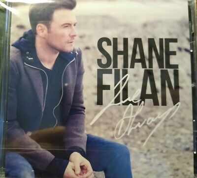 SHANE FILAN Love Always 2017 12-track CD Album NEW/SEALED Westlife • 3.49£