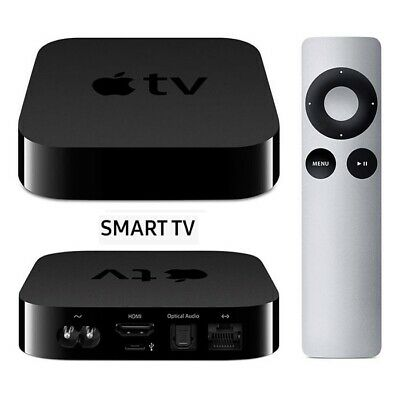 AU115 • Buy Apple TV 3rd Generation Wireless Streaming FHD 1080p HDMI Media Player AirPlay