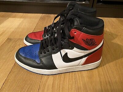 $220 • Buy Air Jordan 1 Retro Top 3 Size 9.5 High - Pre Owned (Good Condition)