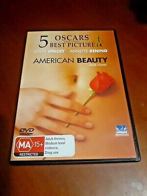 AU2.49 • Buy American Beauty - Kevin Spacey (dvd, Ma 15+)