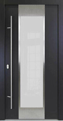 Entry Door ALU-Safeline Model AC08 - Anthracite/White - HQ Product. • 1,087.15£