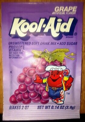 Kool-Aid Grape Vintage • 2.30£