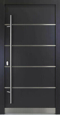 Entry Door ALU-Safeline Model AC02 - Anthracite/White - HQ Product. • 1,001.30£