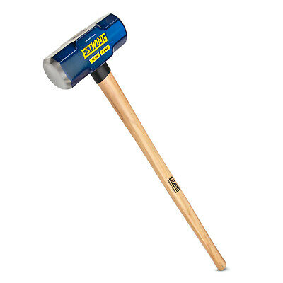 View Details Estwing Hard Face Sledge Hammer, Hickory Handle • 31.99$