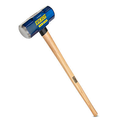 View Details Estwing Hard Face Sledge Hammer, Hickory Wood Handle ESH-W • 24.99$