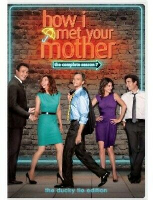 $14.55 • Buy How I Met Your Mother: The Complete Season 7 [3 Discs] (DVD Used Very Good) WS