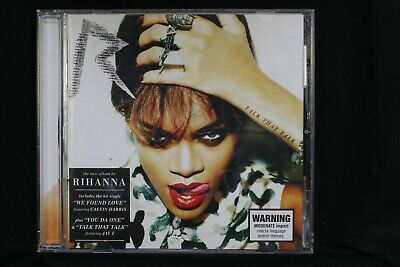AU18 • Buy  Rihanna ‎– Talk That Talk  - CD (C1005)