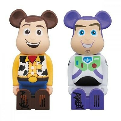 $23.10 • Buy Medicom Toy Bearbrick Be@rbrick Cleverin WOODY 200% 15cm Figure Taiko Clean Air