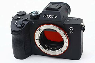 $ CDN3594.86 • Buy USED SONY Alpha7III [Body (lens Optional)] ILCE-7M3 / Mirrorless  Camera