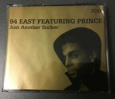 £5.99 • Buy 94 EAST Featuring PRINCE  Just Another Sucker  2 CD Set *NEW* Posted From UK