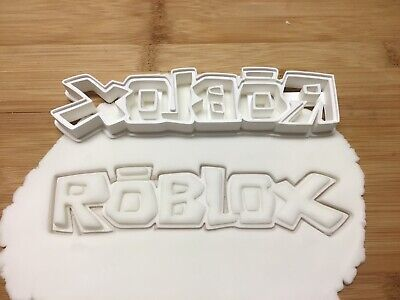 £7.99 • Buy Inspired By Roblox Sign Cookie Cutter Biscuit, Pastry, Fondant Cutter