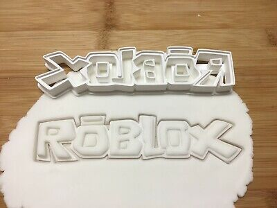 £7.99 • Buy Rob Game Sign Cookie Cutter Biscuit, Pastry, Fondant Cutter