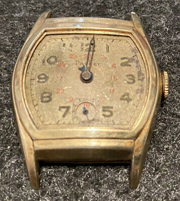$ CDN1.30 • Buy Vintage Parker Watch Parts/Repair No Crystal