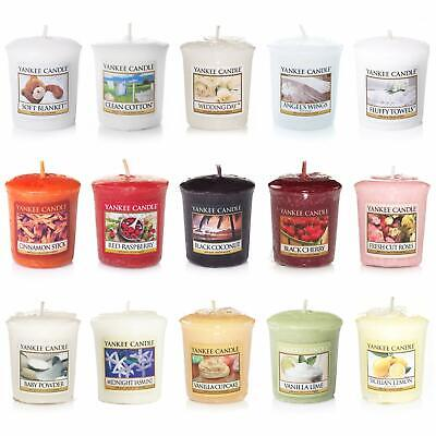 15 X Official Yankee Candle Votive Samplers Assorted Fragrances -All Different  • 21.99£