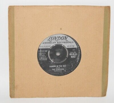 The Ramrods ‎– Riders In The Sky - 1960 Vinyl 7  Single - London 45-HL-U 9282 • 3.19£