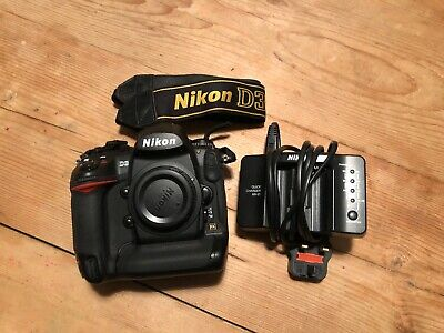 Nikon D3 Dslr Camera Infrared Converted 720nm • 500£