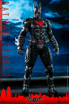 $ CDN688.44 • Buy Hot Toys Video Game Masterpiece Arkham Knight Batman The Future Ver. For Japan