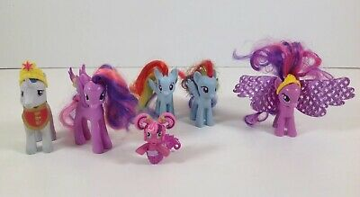 My Little Pony Figures Bundle Some With Wings • 12.95£