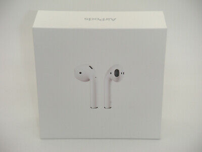 $ CDN169.22 • Buy Apple AirPods Wireless Headphones With Charging Case (2nd Generation) MV7N2AM/A