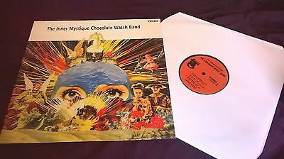 The Chocolate Watchband – The Inner Mystique REISSUE LP Psychedelic Rock • 10£