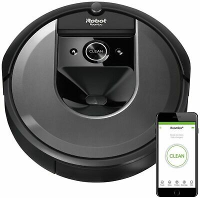 View Details IRobot Roomba I7 Robot Hoover Vacuum Cleaner With Smart Mapping - UK Stock • 599.00£