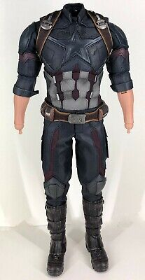 $ CDN238.02 • Buy Hot Toys 1/6 MMS481 Infinity War Captain America - Body And Outfit - MMS480
