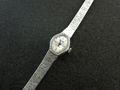 Ladies 19.3mm Gruen Watch Co. Wrist Watch Cal. 227r - 17 Jewels - Keeping Time  • 51.96£