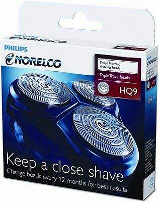 $ CDN48.82 • Buy Norelco HQ9 SpeedXL Replacement Head, Triple Action Speed XL Shaver Rotary Blade